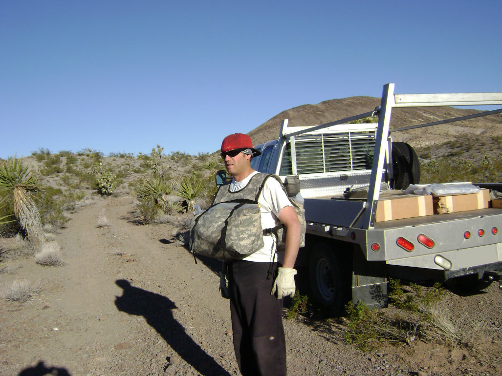 Panniers Pack Out Bags 1